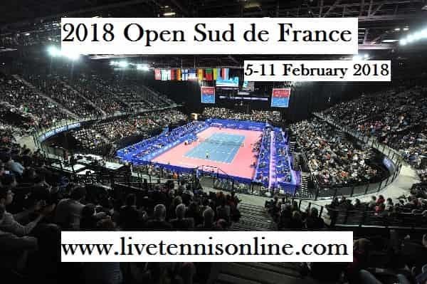 2018 Open Sud de France