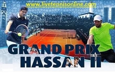 ATP Grand Prix Hassan II 2018 Live Stream