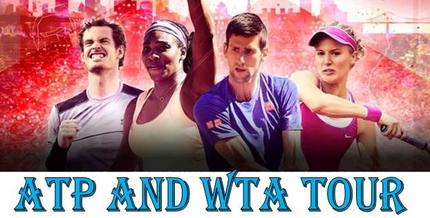 ATP and WTA Tour