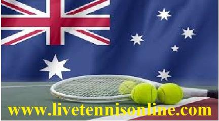 Australian Open 2017 Schedule