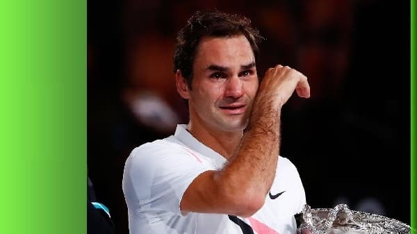Australian Open 2018 Federer heartrending winning speech