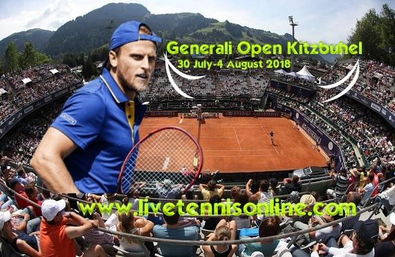 Generali Open Kitzbuhel 2018 Live Stream