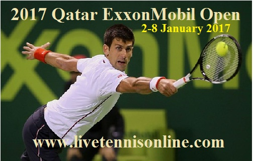 Qatar ExxonMobil Open 2017 Live