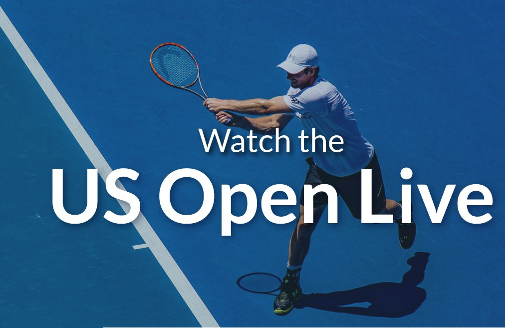 US Open Live Stream