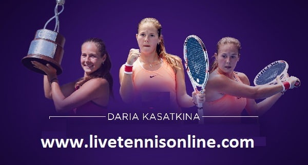 WTA Volvo Car Open 2018 Live