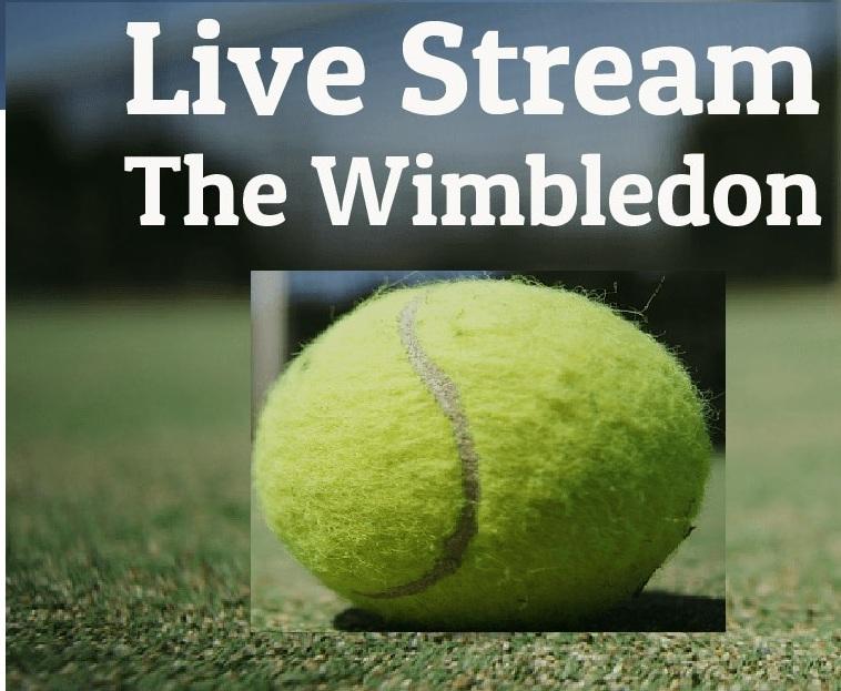 Wimbledon Live Stream