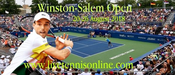 Winston-Salem Open 2018 Live