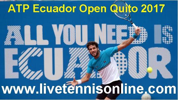 ATP Ecuador Open Quito live