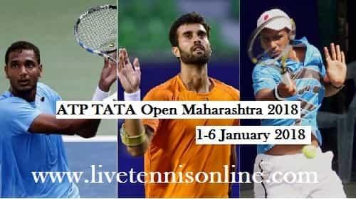 ATP TATA Open Maharashtra 2018