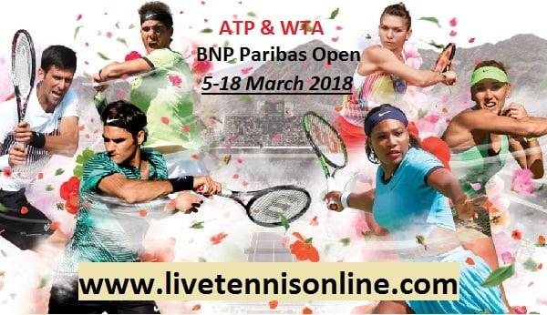 BNP Paribas Open 2018
