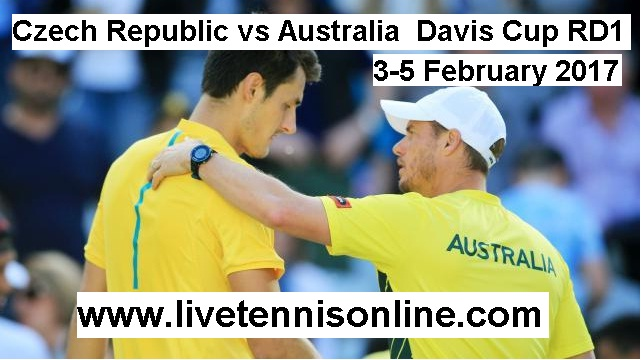 Czech Republic vs Australia live