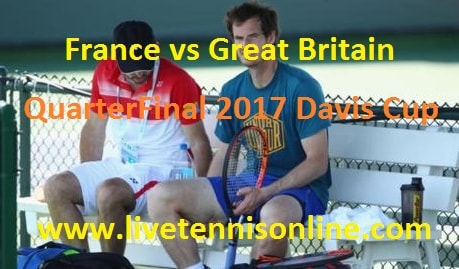 France vs Great Britain live