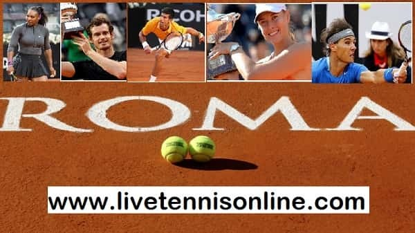 Internazionali BNL d Italia live