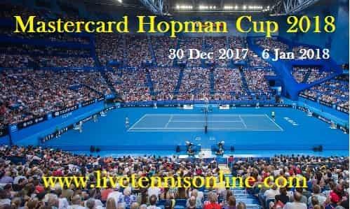 Mastercard Hopman Cup
