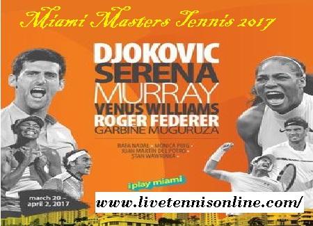 Miami Masters live