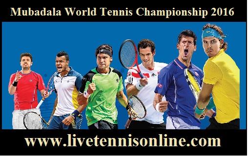 Mubadala World Tennis Championship live