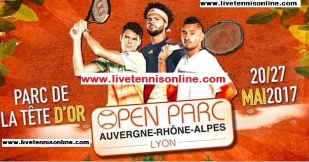Open Parc Auvergne Rhone Alpes Lyon live
