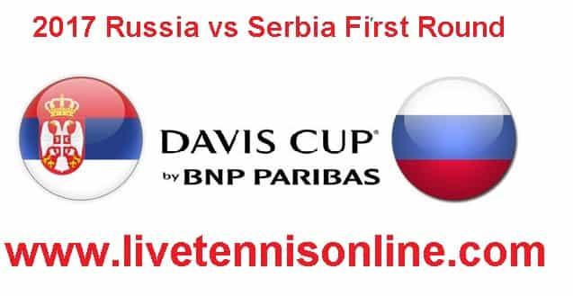 Russia vs Serbia live