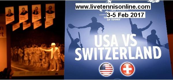 United States vs Switzerland live