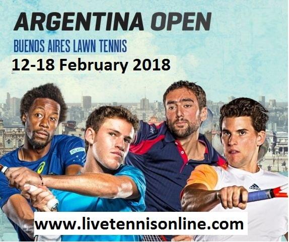 ATP Argentina Open 2018