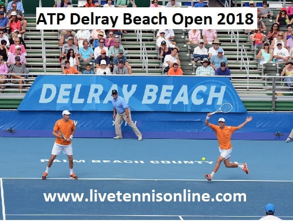 ATP Delray Beach Open 2018