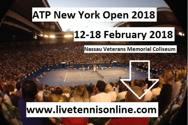 ATP New York Open 2018