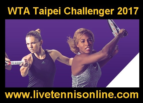 WTA Taipei Challenger live