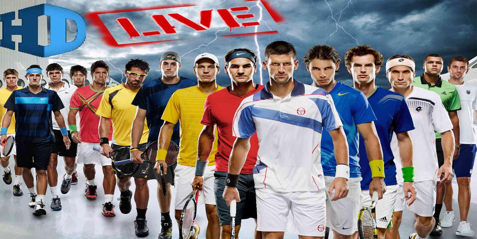 Live Tennis Online 2018 slider