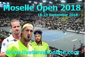 Moselle Open 2018 Live Stream