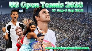 Watch US Open Live Streaming